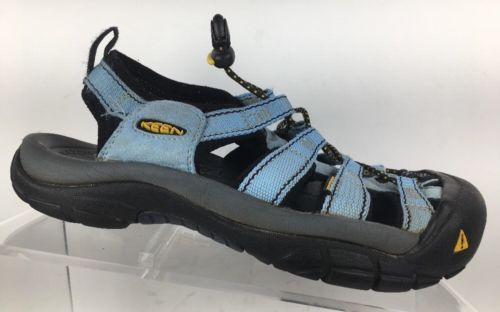 203ee125250028 Keen Sandals Women s Newport Hiking Trail Shoes Blue Size 6 -  31.50