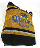 Corona Extra Beer Backpack Mexican Cambaya Fabric Beach - $28.99