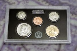 2 2017-S US Mint 225TH Anniversary Uncirculated ENHANCED 10 Coin Set In Mint Box image 7