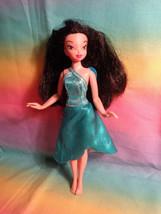Disney 2008 Playmates Silvermist Fairy Doll / Broken Wings - as is - $5.89