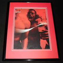 2003 Coca Cola Made the Cut Framed 11x14 ORIGINAL Advertisement - $32.36