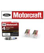 Set of 6: Genuine Ford Motorcraft Platinum Spark Plugs SP-433 AGSF32WM - $24.92
