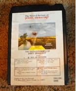 The Sacred Strings of Jimmy Swaggart   8 Track Cartridge Tape  (RP) - $6.50