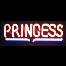"""Neon Princess Sculpture Wall Bar Art Sign Decor  11"""" x 15"""" - $89.99"""