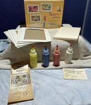 Vtg RAPCO Spin-Art Refill Kit No. PM702 New Old Stock Unused - $10.88