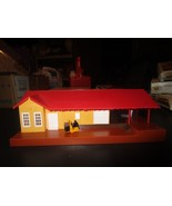 HO Scale Bachmann #46216 Grovemont Freight Station Building Used - $9.79