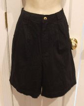 new with tag white stag black 100% cotton  cotton walk shorts 4 - $8.63