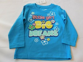 The Children's Place Baby Girl's Long Sleeve Shirt Variations Little Girl Big Dr - $13.49