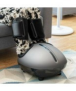Foot Massager Machine with Heat and Calf Air Bag - new (cy) - $173.24