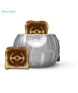 Star Wars Death Star Toaster - £61.51 GBP