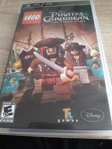 Sony PSP LEGO Pirates Of The Caribbean: The Video Game image 1
