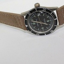"King""s Mark Swiss made Dive Watch serviced marked waterproof 12352-8421 - $322.58"