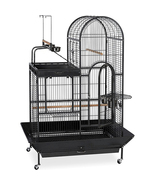 Prevue Hendryx Deluxe Parrot Dometop Cage with Playtop 961-PP-3159 - $596.18