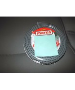 ZURU MAYKA TOY BLOCK TAPE GRAY 2 STUD 6.5 FEET NEW - $16.00