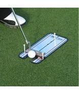 Golf Swing Straight Practice Golf Putting Mirror Alignment Training Aid ... - $15.95