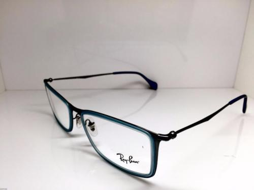 1286361ecc2 Ray Ban sky blue metal eyeglasses RB 6299 and 50 similar items. 12