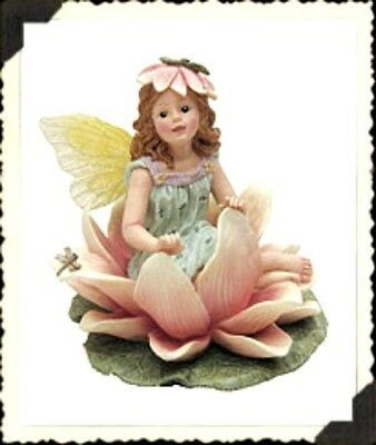 "Boyds Bears Wee Folkstone Faerie ""Flora Faeriepetals"" #36112- 2000- NEW- No Box"