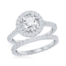 Women's .925 Silver Wedding set - $54.99