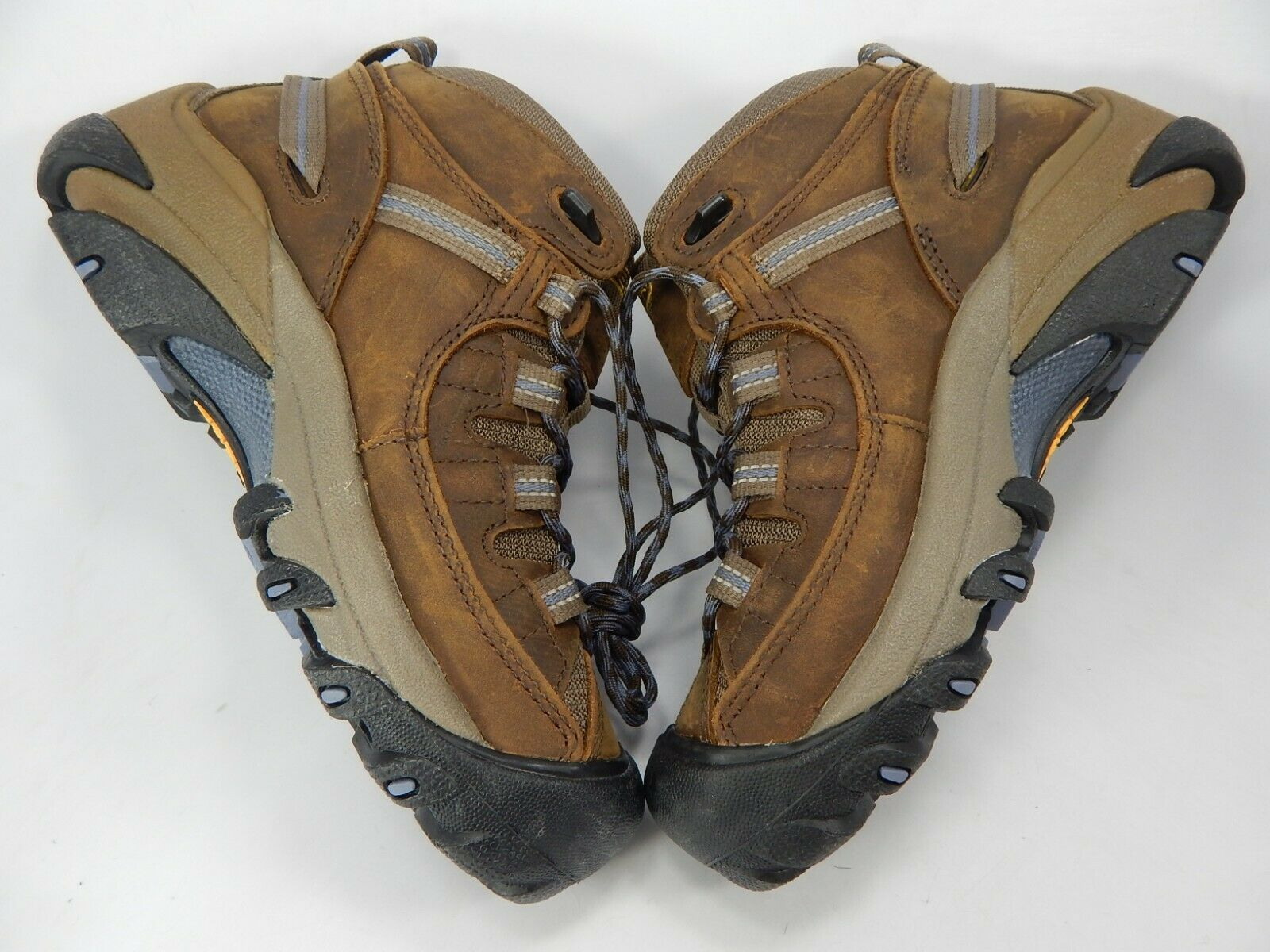 Keen Targhee II Mid Top Sz 6.5 M (B) EU 37 Women's WP Trail Hiking Boots 1004114