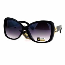 Womens Elegant Fashion Sunglasses Square Butterfly Frame UV 400 - $10.95