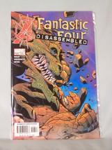 Marvel Psr 518 Fantastic Four Disassembled - $2.53