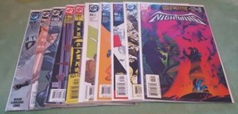Nightwing #69, 77, 80, 81, 82, 97, 102, 103, 104, Our Worlds at War #1 - $23.50