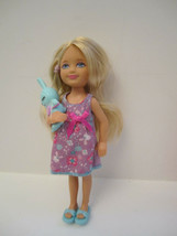 Early Chelsea 1st Release Chelsea w Bunny MINT DEBOXED Barbie Little Sis... - $14.00
