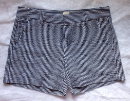 LANDS' END Seersucker SHORTS Size: 4 (EXTRA SMALL) New SHIP FREE Шорты - $79.99
