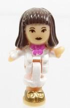 1994 Vintage Lot Polly Pocket Dolls Light-up Bridal Salon - Becky Bluebird - $7.50