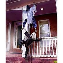 "Climbing Zombies Halloween 63"" Life Size Haunted House Prop Decor (set o... - €75,31 EUR"