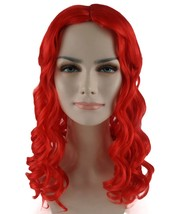 Sexy Long Wavy Red Wig HW-709 - $29.99