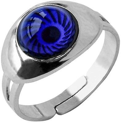 Primary image for Inspiration Mood Ring Eye Color Changing Adjust Size Decorations Finger Ring