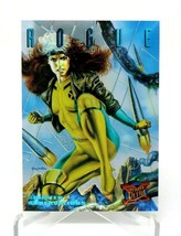 ROGUE 1995 X-MEN Fleer Ultra SINISTER OBSERVATIONS Chrome Insert Card #8 NM - $9.87