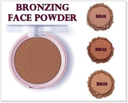 Pretty by Flormar Bronze Powder Intense Color Long-lasting Face Make up - $8.59