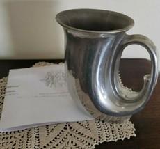 Vintage ~ Wilton Armetale ~ Noggin ~ Mug ~ Beer Ale Mug~ Pewter Mug ~ 19... - $23.76