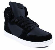 Supra Men's Black S68010 Vaider LX Sneakers image 7