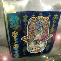 HAUNTED BOX HALLOWEEN HAND OF LUCK WARD OFF EVIL SPECIAL SAMHAIN MAGICK - $399.77
