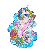 """Unidragon Wooden Jigsaw Puzzles """"Inspiring Unicorn"""" Wooden Puzzles for A... - $89.99"""