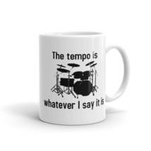 momentfrozen Drummer home decal coffee mug art wine milk - $28.95