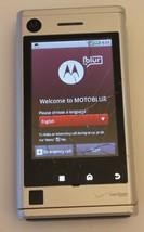 Motorola Devour Android Smartphone w/ Motoblur - Verizon - A555 Working ... - $9.46