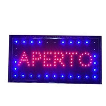 Neon Lights LED Animated Open Sign Customers Attractive Sign Store Shop ... - $28.74