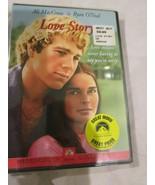 Love Story Widescreen Edition Movie DVD Ali McGraw Ryan O'Neal Love Mean... - $9.99