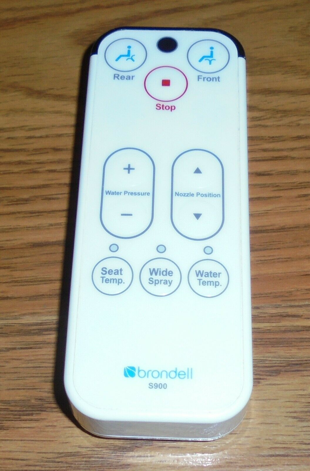 Brondell Swash S900 Electronic Bidet Toilet Seat Remote Control Tested