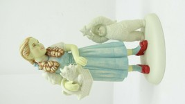 Department 56 Wizard Of Oz Snowbabies We're Not In Kansas Anymore Doroth... - $44.54