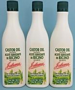 (3) Jaloma Castor Oil Emollient; Aceite Suavizante de Ricino Emoliente 4... - $15.50