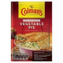 Colman's Vegetable Pie Recipe Mix 35g - $3.32