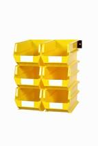 Triton Products 3-240YWS LocBin 8 Piece Wall Storage Unit with 14-3/4 In... - $119.66 CAD