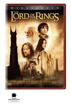 The Lord of the Rings: The Two Towers DVD