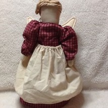 Primitive Country Farmhouse Angel Handcrafted D... - $18.69