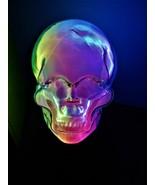 """Skull Plasma Light--2004--9.5"""" - $28.00"""